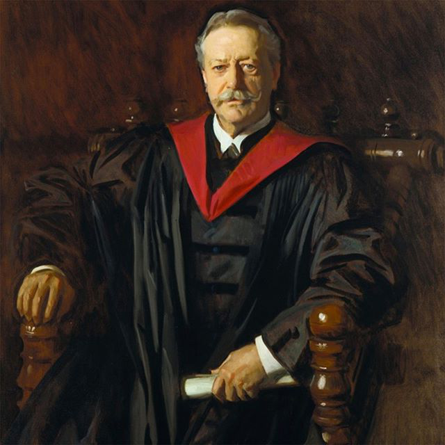 Harvard President A. Lawrence Lowell